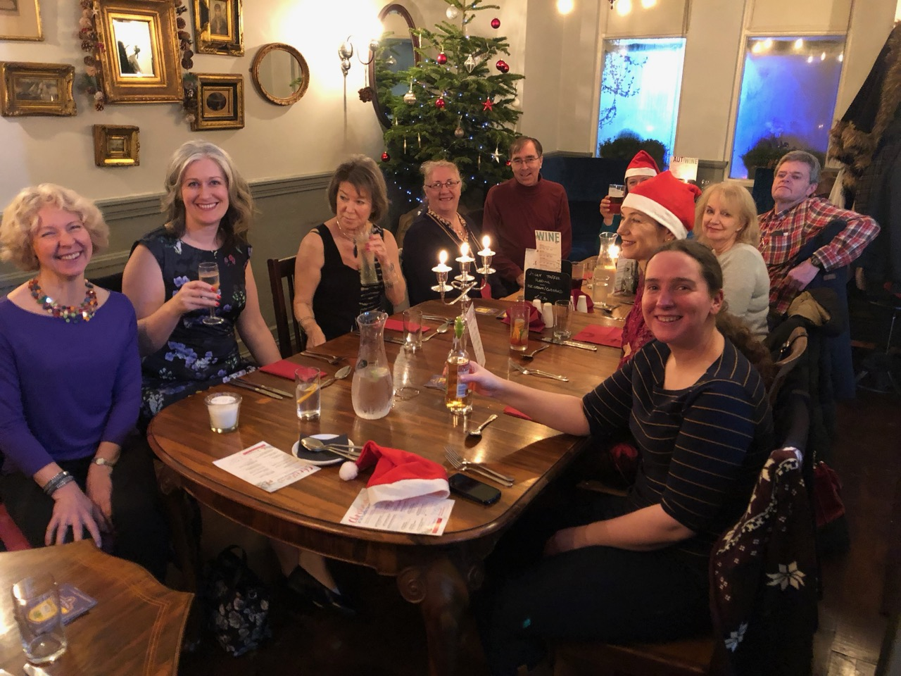 Christmas Meal, The Plungington Hotel