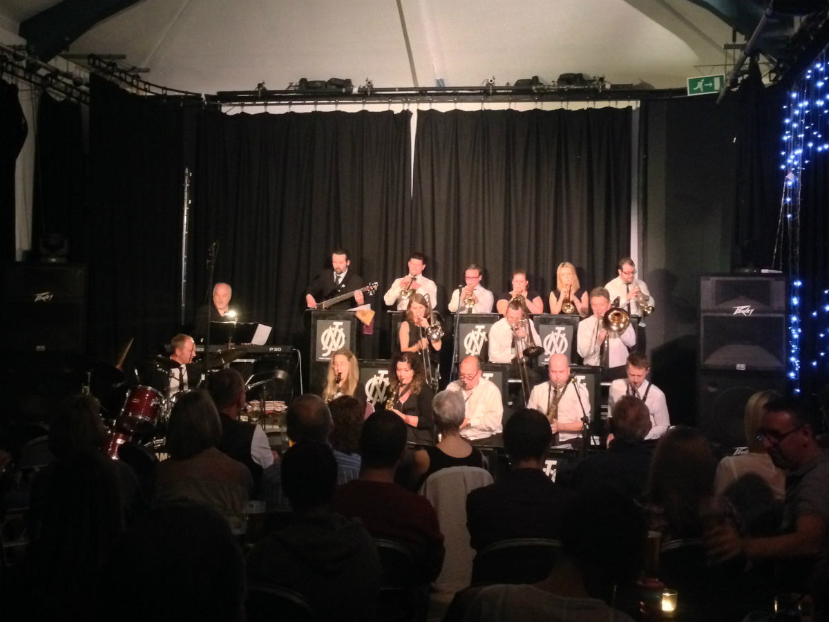 Northern Jazz Orchestra at The Continental